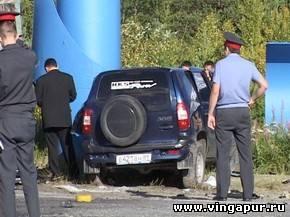 Авария на трассе Вынгапур-Ноябрьск