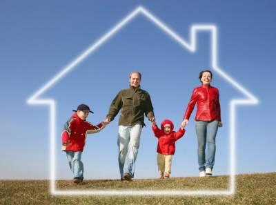 Новое жильё многодетным семьям