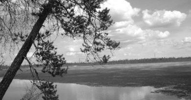 озеро Тягомаль-то