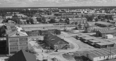 поселок вынгапуровский