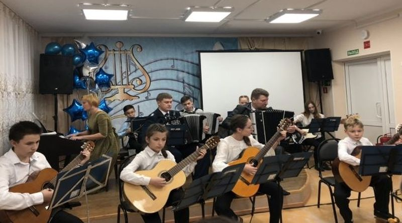Музыкальной школе 30 лет