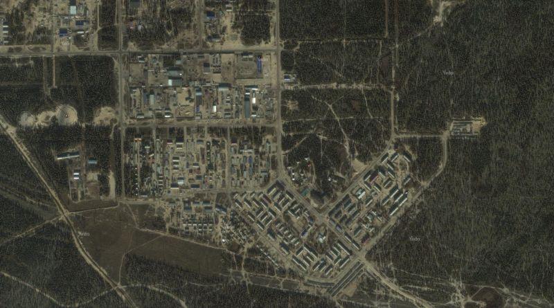 город вынгапуровский