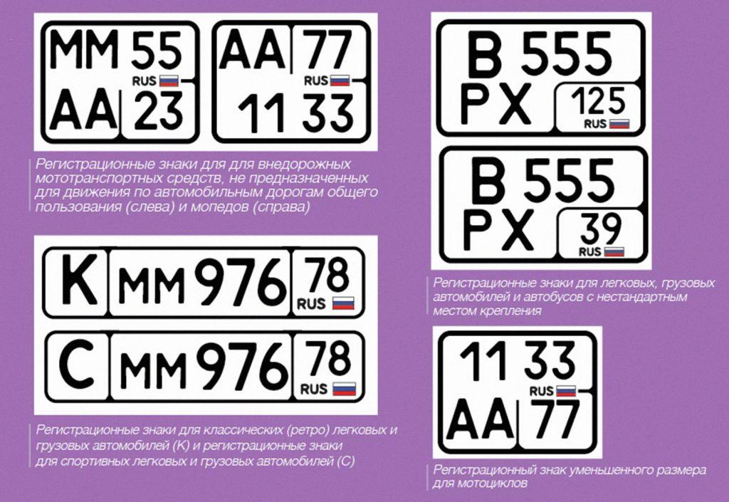 """Новые номера, отмена знака """"Ш"""" и другие нововведения для владельцев авто"""