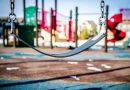6 современных детских площадок построили в Ноябрьске