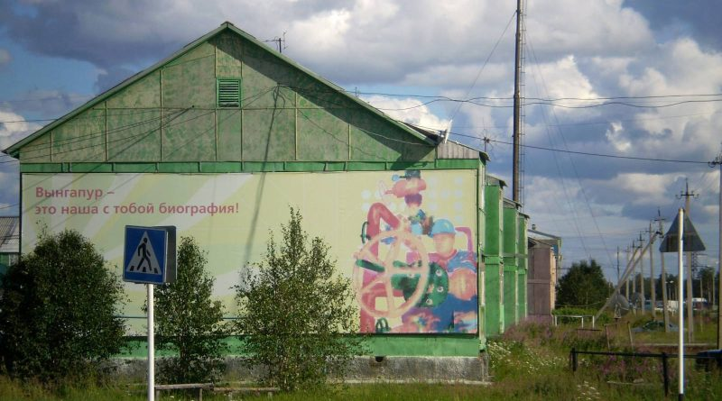 раскрась вынгапуровский