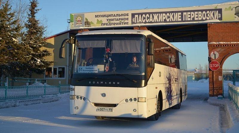 автобус вынгупур