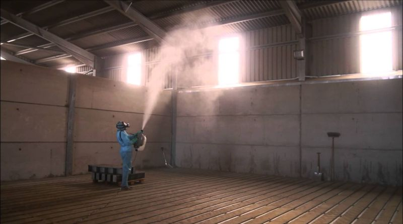 Тонкости эксплуатации генераторов горячего тумана
