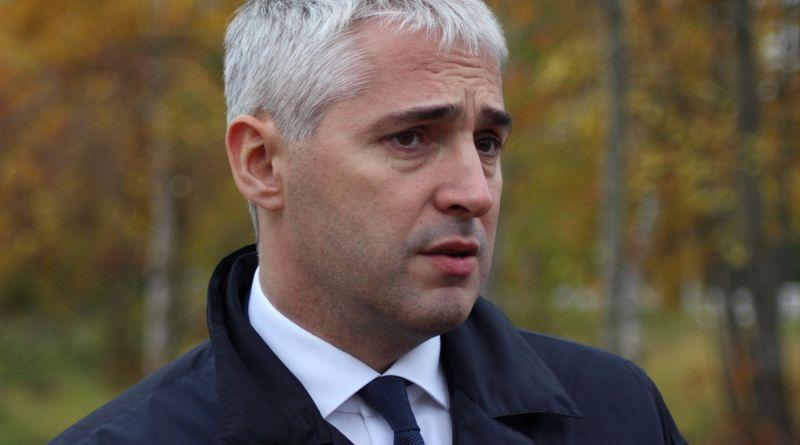 глава администрации Ноябрьска Алексей Романов