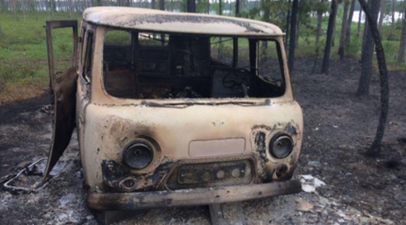 взрыв в машине на вынгапуровском