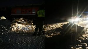 авария на трассе вынгапур ноябрьск
